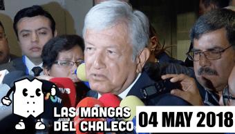 Las Mangas Del Chaleco Legisladores Dicen Chirrín-Chin-Chin Presidenciables Discuten Si El Arroz Coció