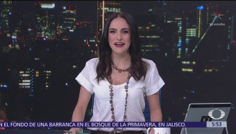 Las noticias, con Danielle Dithurbide: Programa del 11 de mayo del 2018