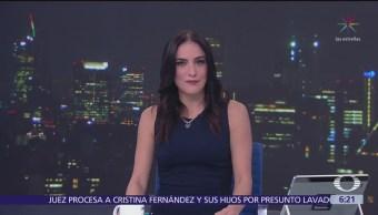 Las noticias, con Danielle Dithurbide: Programa del 15 de mayo del 2018