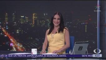 Las noticias, con Danielle Dithurbide: Programa del 17 de mayo del 2018