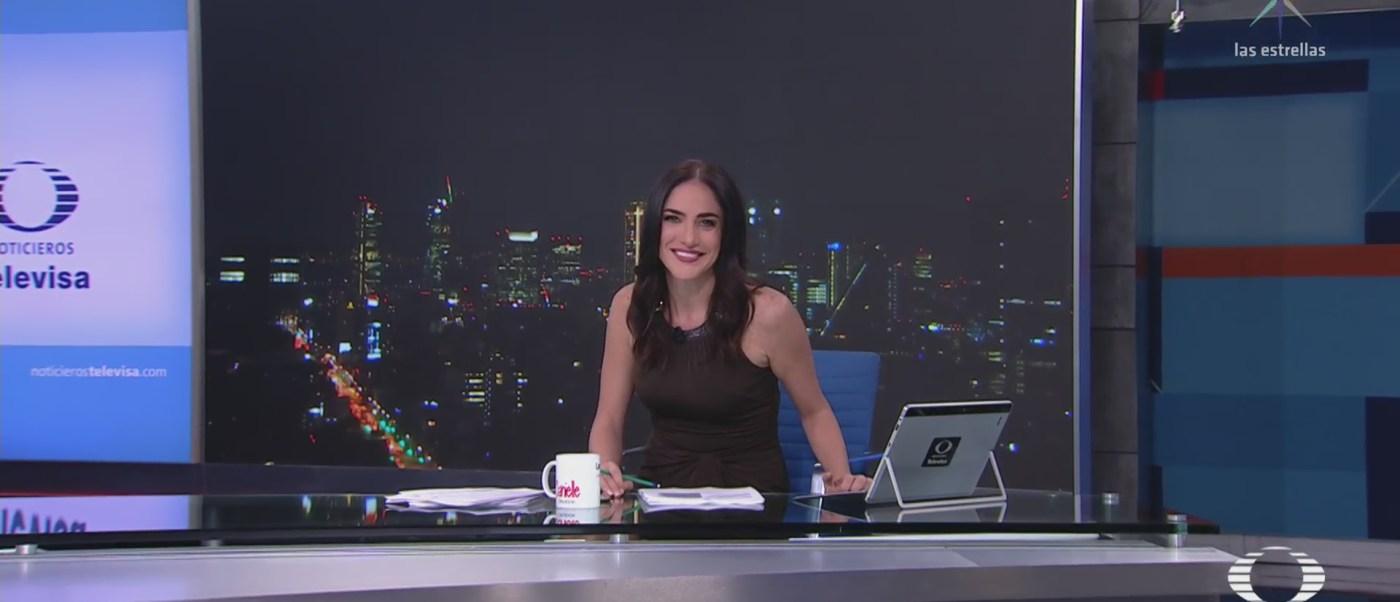 Las noticias, con Danielle Dithurbide: Programa del 22 de mayo del 2018