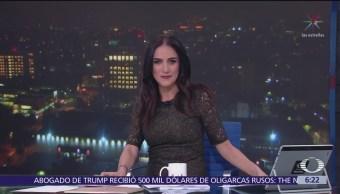 Las noticias, con Danielle Dithurbide: Programa del 9 de mayo del 2018