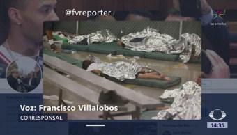 Acusan Autoridades Migratorias Eu Violar Derechos Niños