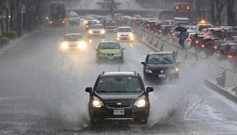Activan Alerta Amarilla por lluvias en 7 delegaciones