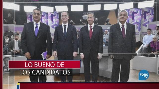 Estas son las cualidades de los candidatos