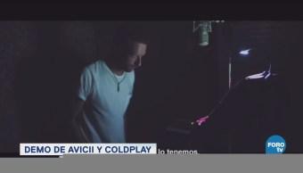 #LoEspectaculardeME: Filtran demo de DJ Avicii y Coldplay