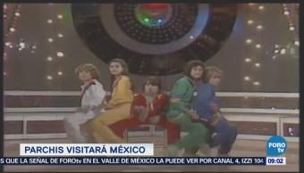 Parchis visitará México para promocionar documental