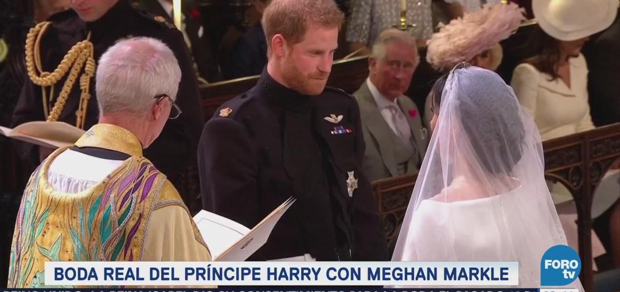Los principales protagonistas de la boda real