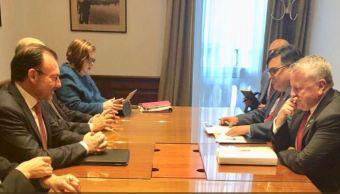 luis videgaray se reune subsecretario estado estados unidos