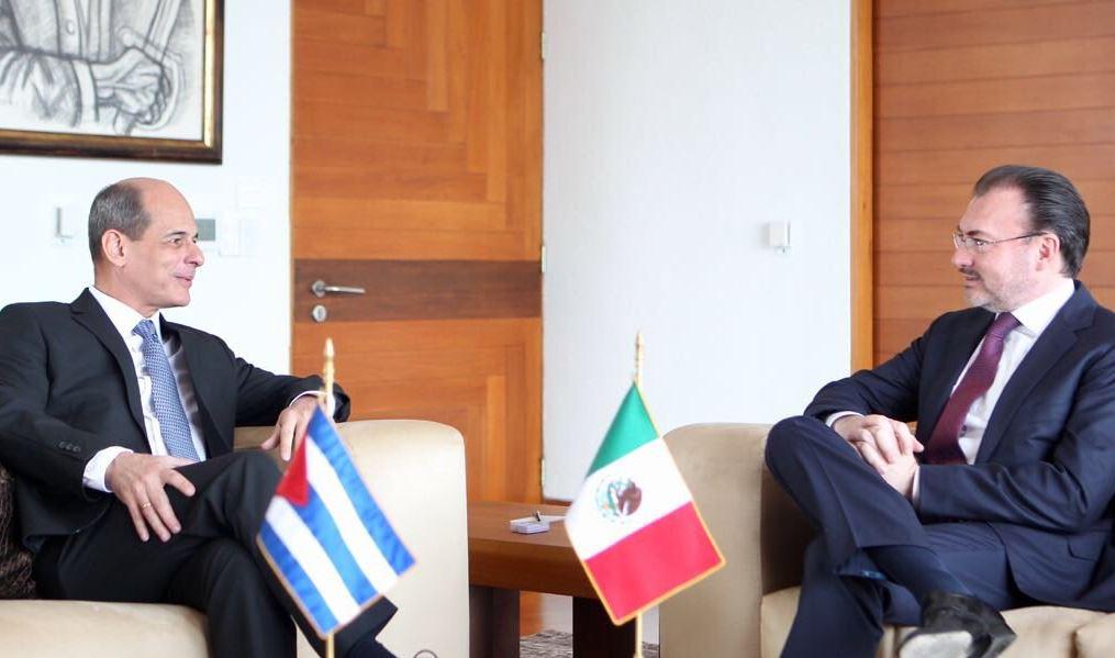 Cancilleres de Bolivia y México se reunirán en La Paz