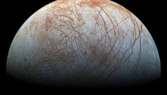 Luna Júpiter tendría ingredientes suficientes sustentar vida