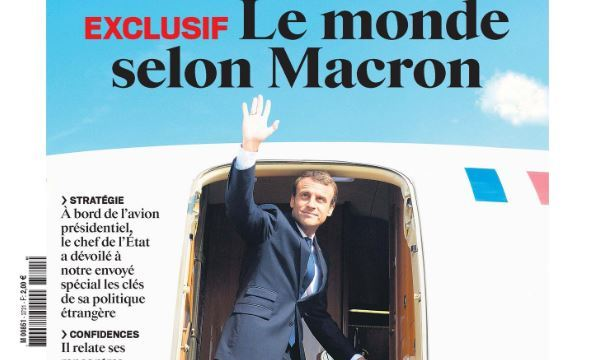 macron francia bombardeado siria bashar assad