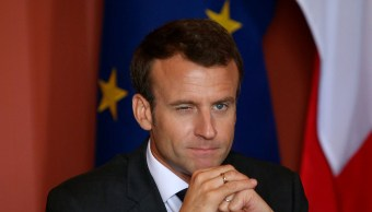 "Macron llama ""sabrosa"" a la esposa de primer ministro australiano"