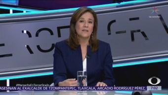 Margarita Zavala anuncia en 'Tercer Grado' que se retira de la contienda