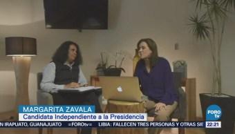 Margarita Zavala Simpatizantes Redes Sociales