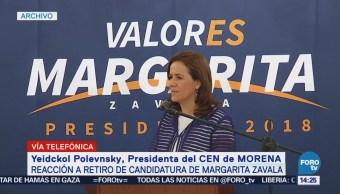 Margarita Zavala le da una lección a Anaya