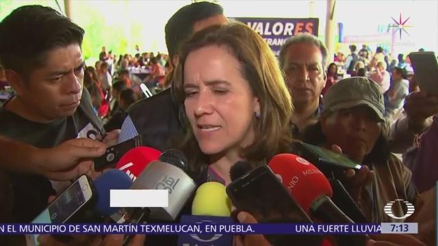 Margarita Zavala Pronuncia Favor Maestros Capacitación