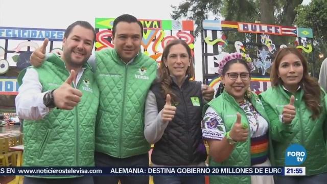 Mariana Boy se compromete con Xochimilco