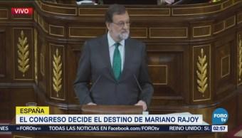 Mariano Rajoy podría ser destituido por el Congreso español