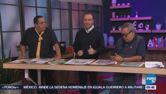 #ElRincóndePensar Matutino Express Esteban Arce equipo de Matutino