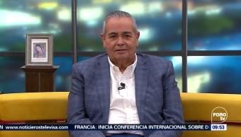 Matutino Express del 4 de mayo con Esteban Arce