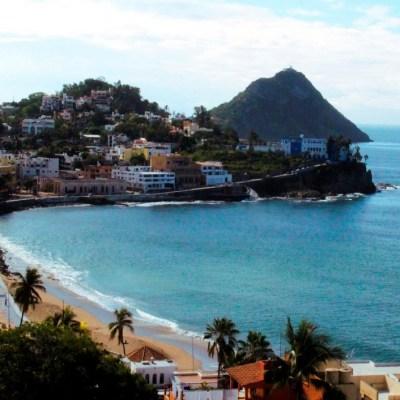 Turistas empiezan a llegar a Mazatlán, Sinaloa, previo al periodo vacacional