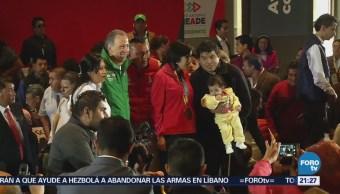 Meade Asegura Trabajara México Incluyente Campañas
