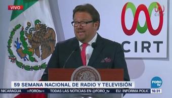 Medios Cercanos Sociedad Presidente CIRT Radio Televisión