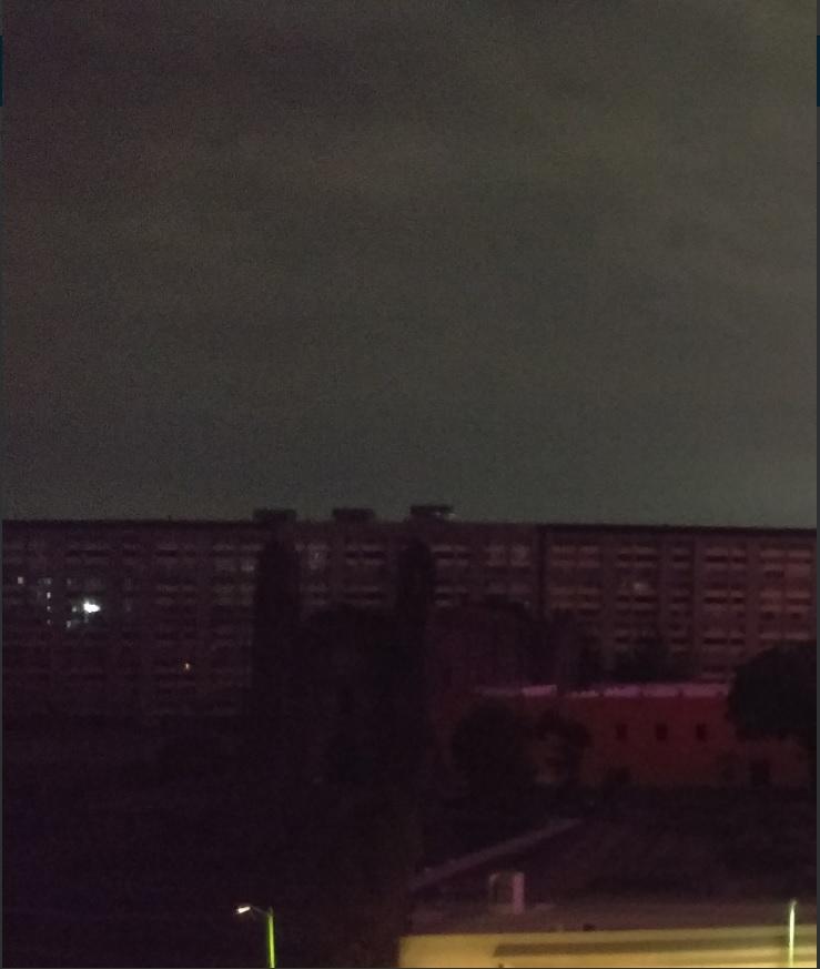 mega apagon afecta a unidad habitacional tlatelolco