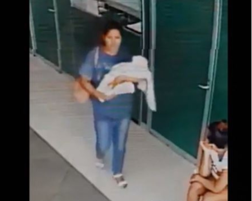 Recuperan bebé en Acapulco a través de llamadas anónimas
