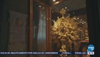 México Exhibirá Obras Arte El Vaticano Colecciones Vaticanas