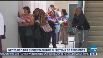 México Resistirá Reforma Pensionaria Expertos
