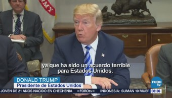 México Canadá Habrían Parado Mesa Acuerdo Tlcan