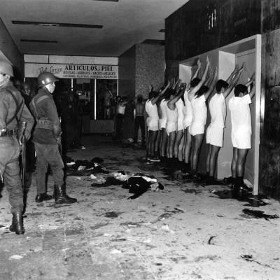 ¿Cuántos muertos hubo en la matanza del 2 de octubre del 68?