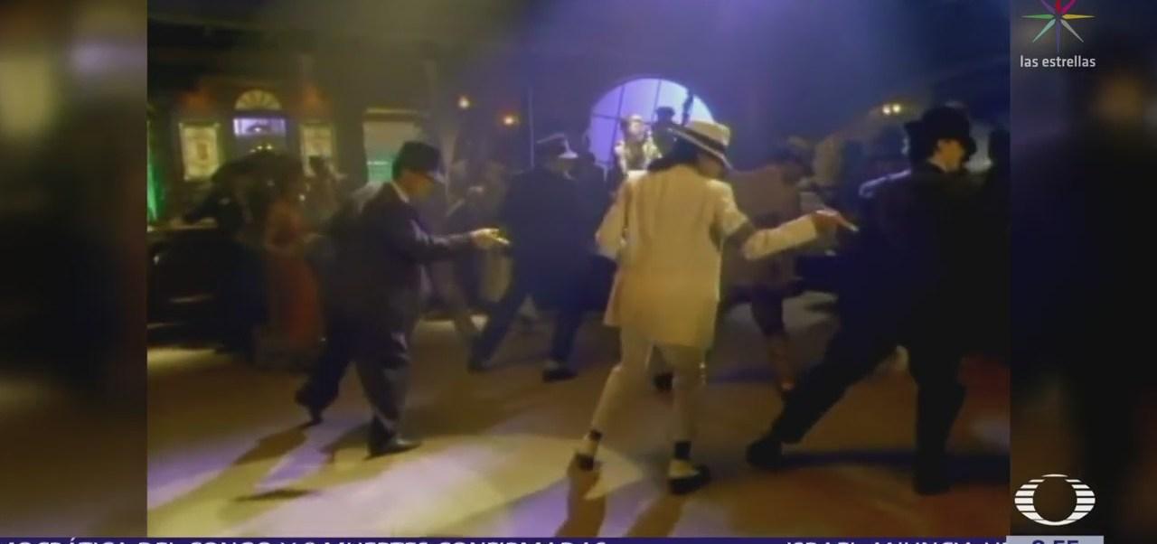 Michael Jackson usaba zapatos especiales durante sus shows