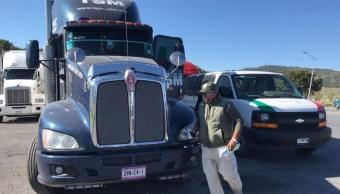 Rescatan a 6 migrantes que viajaban hacinados en Coahuila