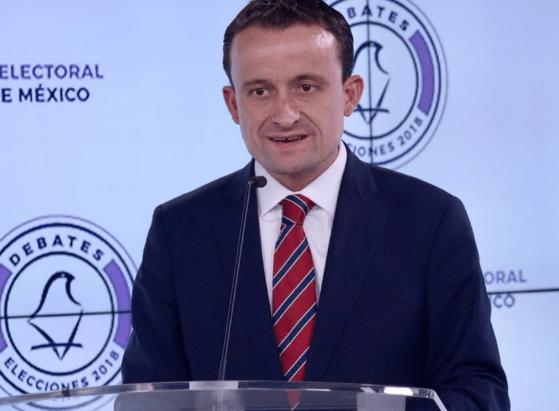 Mikel Arriola: Yo jamás pondría en un reto mi candidatura