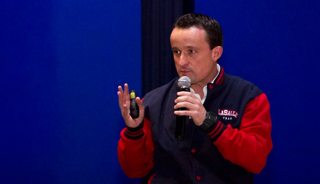 Mikel Arriola se compromete a defender derechos de todos los ciudadanos