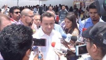 Mikel Arriola busca a Barrales para bloque contra Sheinbaum