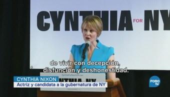 Miranda Hobbes Mete Acelerador Nueva York