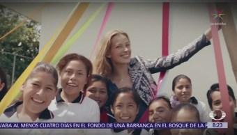 Modelo Sobrevivió Tsunami 2004 Reconstruye Escuelas México