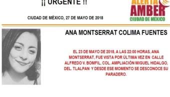 Activan Alerta Amber para localizar a 2 menores, en Iztacalco y Tlalpan
