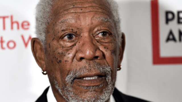 Mujeres acusan al actor Morgan Freeman por acoso sexual
