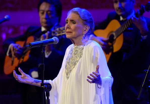 Muere María Dolores Pradera la gran señora canción