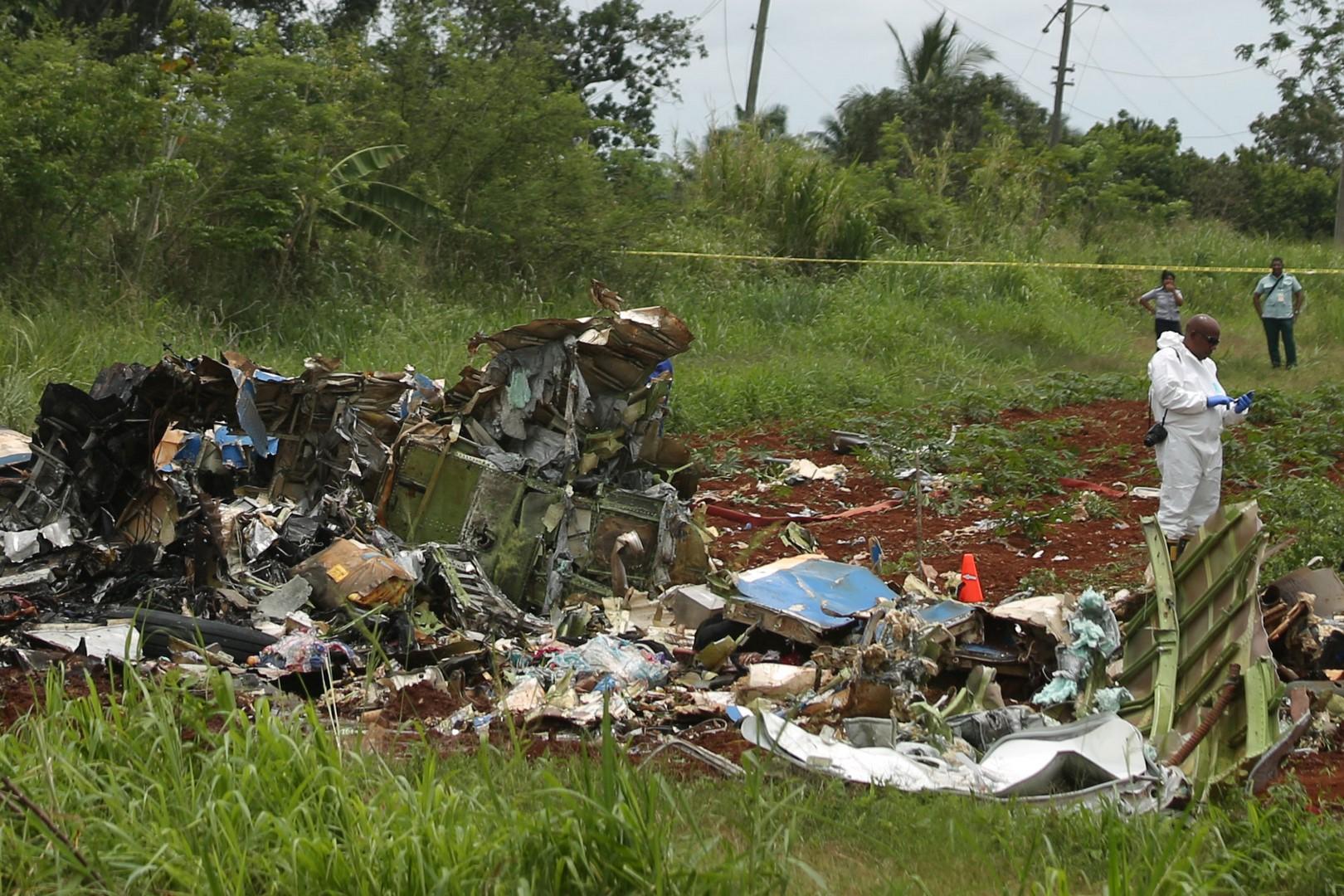 Muere una de las sobrevivientes del accidente aéreo de Cuba
