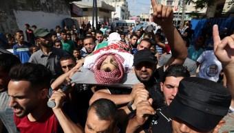 Israel y Gaza viven peor escalada violencia en cuatro años