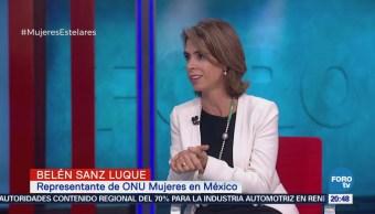 Mujeres Estelares Belén Sanz Luque