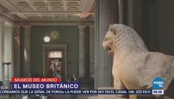 Museos del mundo: El Museo Británico, en Londres