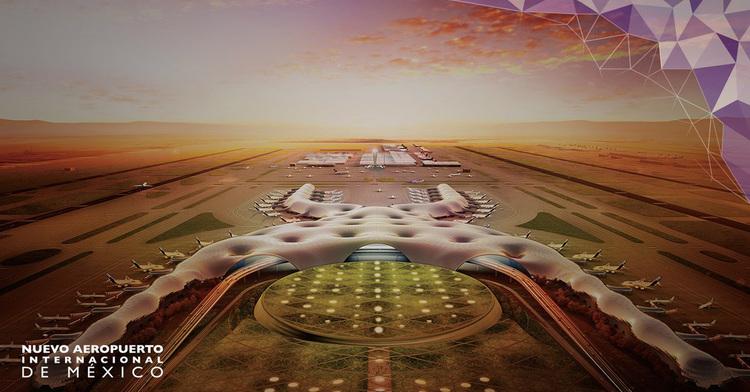 Trabajadores de la industria aérea piden que no se detenga el NAIM