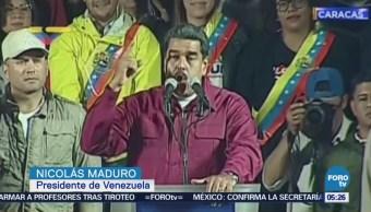 Nicolás Maduro será presidente de Venezuela hasta 2025
